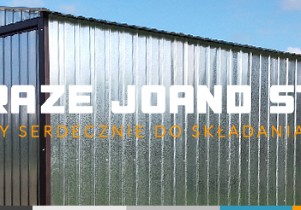 JOAND-STAL – niestandardowe konstrukcje stalowe