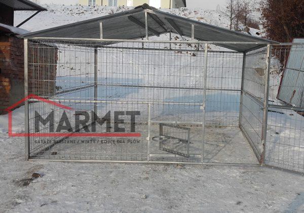 MARMET – ocynkowane garaże blaszane